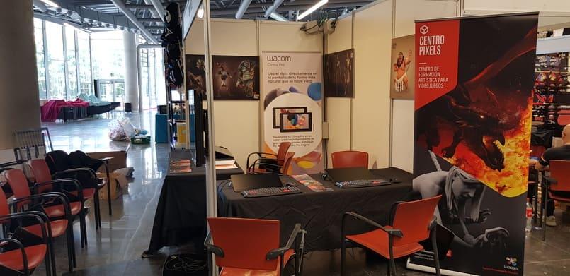 Salón del manga de Bilbao 2019
