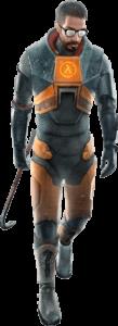 Gordon Freeman Half Life