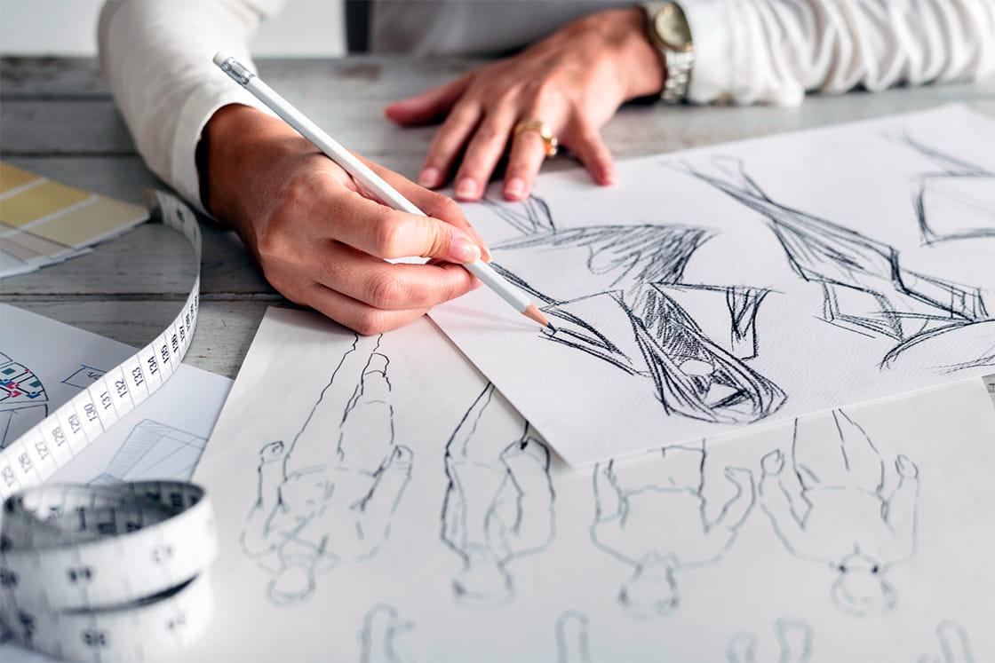 Pasos para el proceso de Sketching