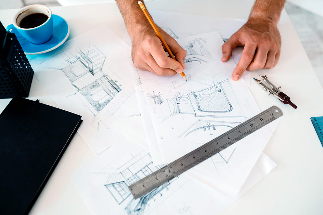 Sketch Puliendo detalles visuales