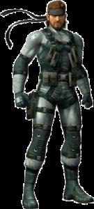 Solid Snake Metal Gear