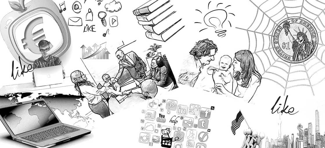 Listado de ideas para dibujar